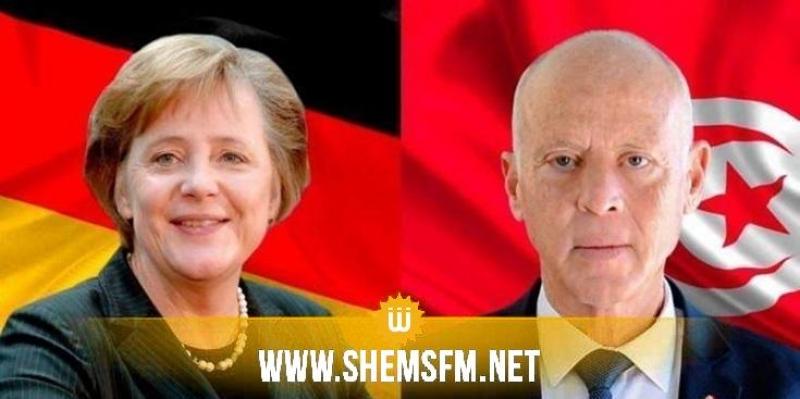 تونس ترفض دعوة أنجيلا ميركل للمشاركة في مؤتمر برلين حول ليبيا