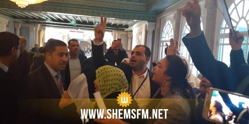 Photo of 'تحيا تونس' و'قلب تونس' يطالبان بفتح تحقيق إثر الاعتداء على عبير موسي