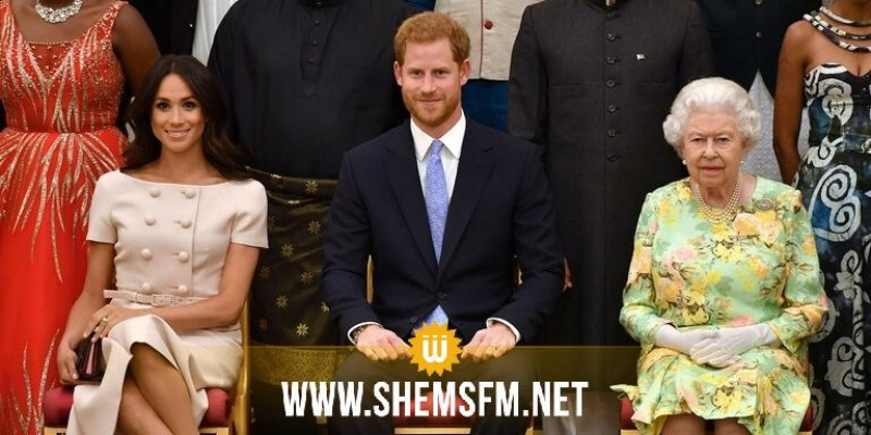 ملكة بريطانيا تُعلن تجريد الأمير هاري وزوجته الألقاب الملكية