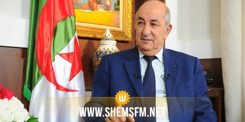 الرئيس الجزائري يتنازل عن بعض صلاحياته لرئيس الوزارء
