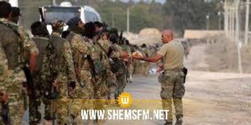 المرصد السوري لحقوق الإنسان: تركيا أرسلت 2400 مقاتل سوري في ليبيا
