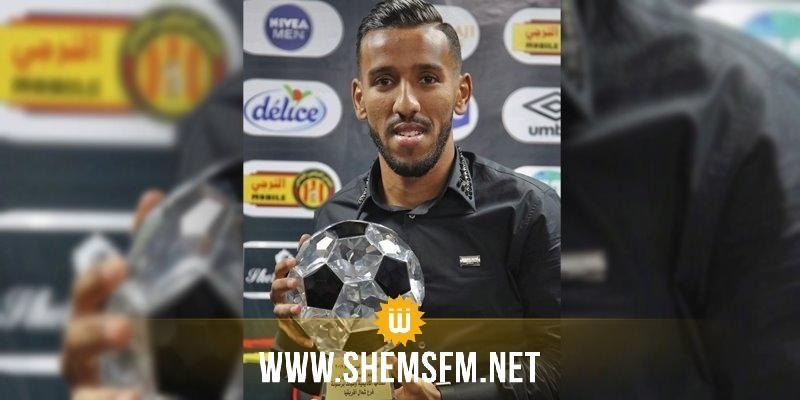 حمدو الهوني أفضل لاعب ليبي لعام 2019