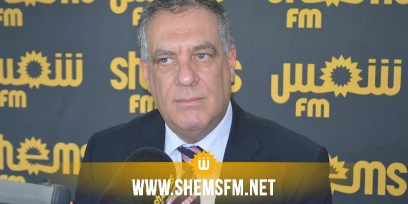 الشواشي: 'لدينا تحفّظات على قلب تونس ونُفضّل أن لا يُشارك في الحكومة'