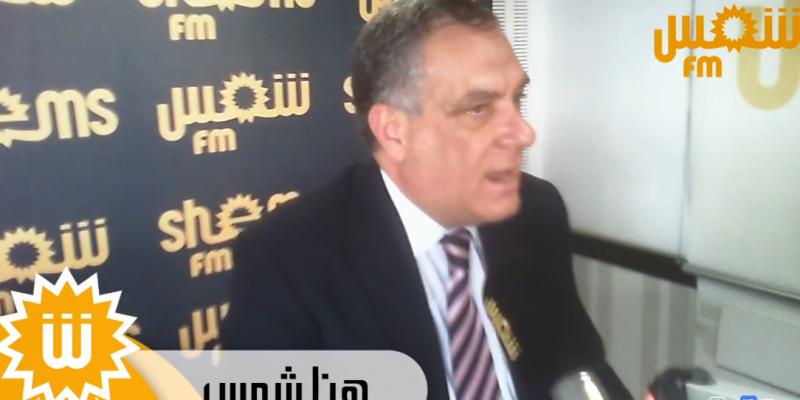 الشواشي: 'اختلافنا مع الشاهد مازال قائما ولن نقبل به في أي منصب بالحكومة'