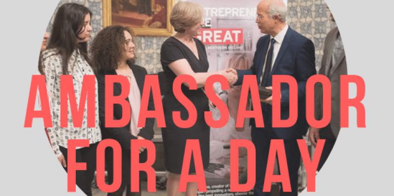 Lancement du 2ème concours 'Ambassadrice pour un jour'