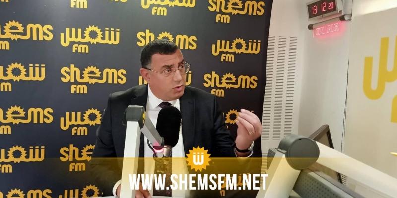 عياض اللومي:'رئاسة الجمهورية لم تحترم الأحزاب خلال قبول المراسلات'