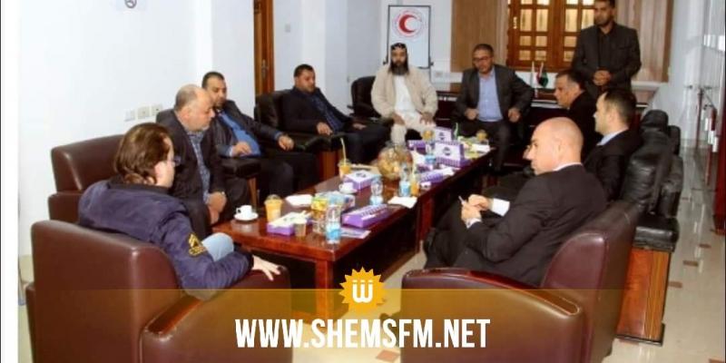 تونس تتسلم اليوم 6 أطفال من أبناء مقاتلين في ليبيا