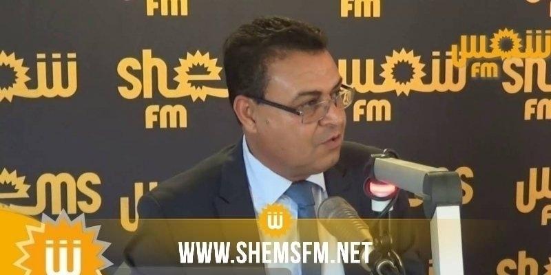 المغزاوي: الحزام السياسي للحكومة سيبدأ بالتيار الديمقراطي وحركة الشعب وتحيا تونس والنهضة