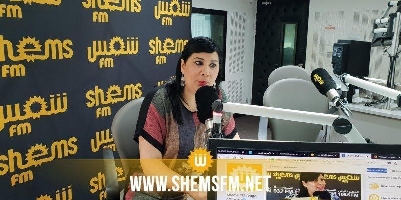 عبير موسي: لن نصوت لحكومة الفخفاخ الذي أثبت فشله على رأس وزارتي السياحة والمالية