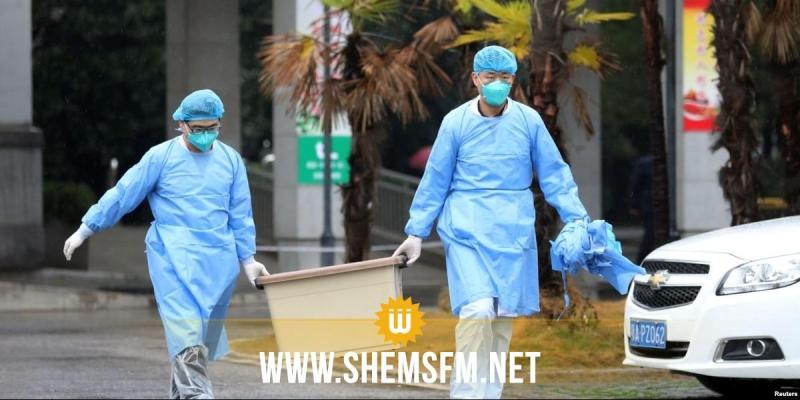 الصين: عدد حالات الإصابة بفيروس كورونا بلغ 830 والوفيات 25