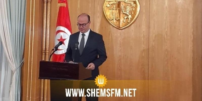 Elyes Fakhfakh :'j'ai choisi une coalition gouvernementale selon les résultats du second tour de la présidentielle'