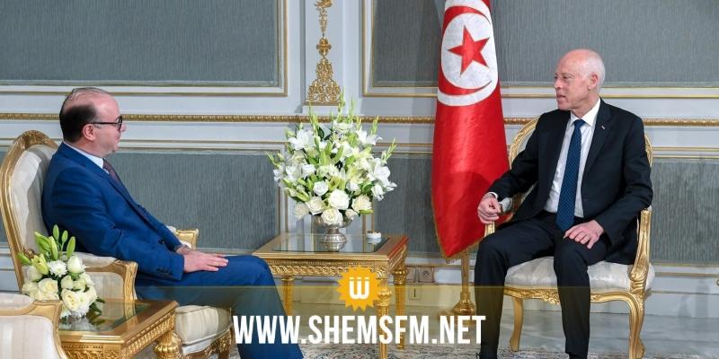 إلياس الفخفاخ:'أتفق مع رئيس الجمهورية في الإسراع بالإستجابة لمطالب الشعب'