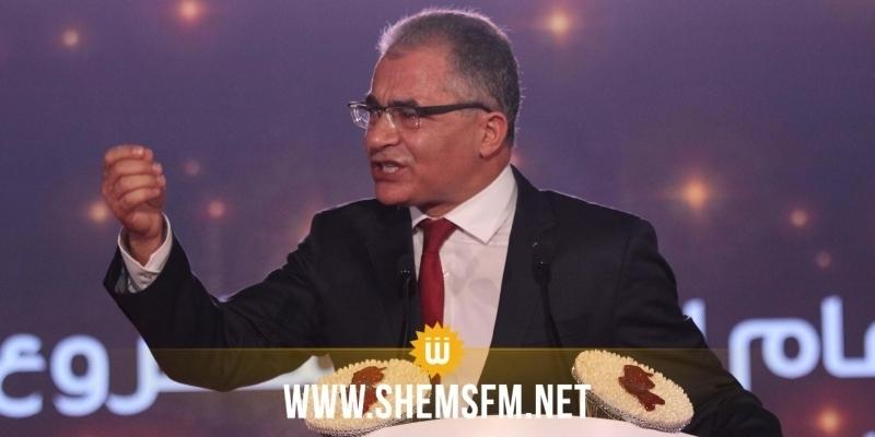 محسن مرزوق: ننتظر اعلان الفخفاخ لتوجه وطريقة اختياره للحزام السياسي