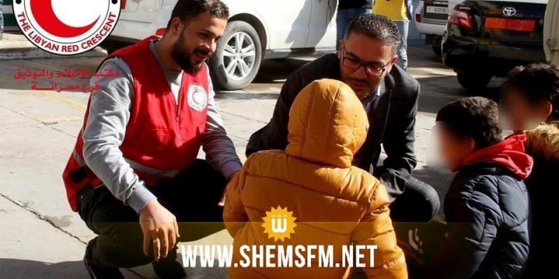 القنصل العام لتونس بليبيا: 36 طفلا تونسيا مازالوا عالقين في سجون ليبيا