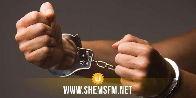 عوسجة: الإطاحة بمروج مخدرات بحوزته مُخدر الزامبي