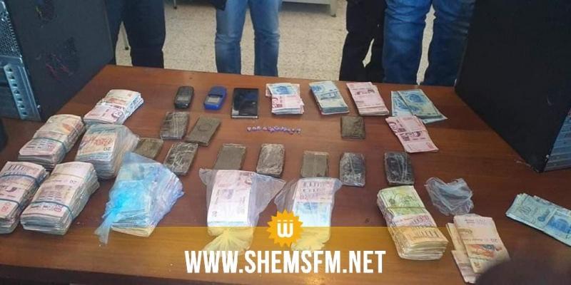 القصرين : القبض على 3 أشخاص مختصين في تجارة المخدرات