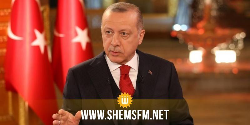 اردوغان يزور اليوم الجزائر