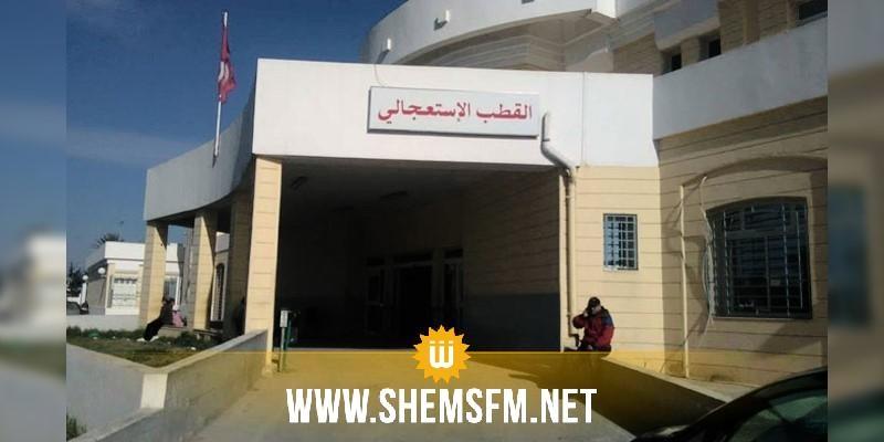 مستشفى المنجي سليم: تهشيم العديد من المعدات بقسم الإستعجالي