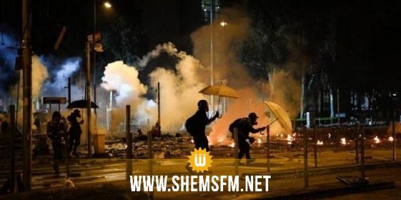 انفجار في مستشفى بهونغ كونغ