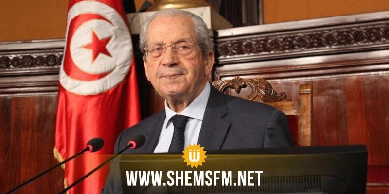 محمد الناصر يؤكد على 'تكوين حكومة تخلق ثقة جديدة وقوية في تونس ومستقبلها'