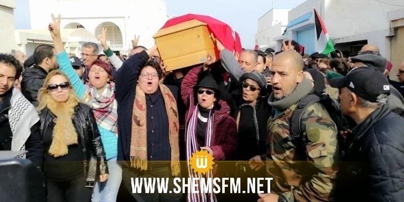 Lina Ben Mhenni rejoint sa dernière demeure
