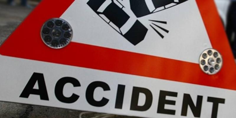 القصرين: وفاة 5 جزائريين إثر إنقلاب سيارتهم