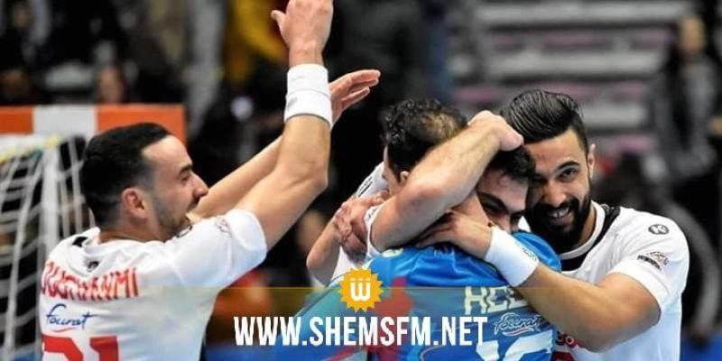 كرة اليد: برنامج المنتخب الوطني في الدورة الترشيحية للألعاب الأولمبية