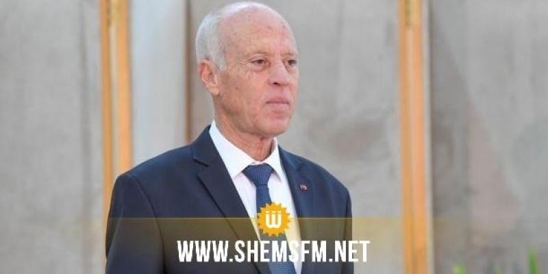 Kais Saied se rend en Algérie, dimanche prochain