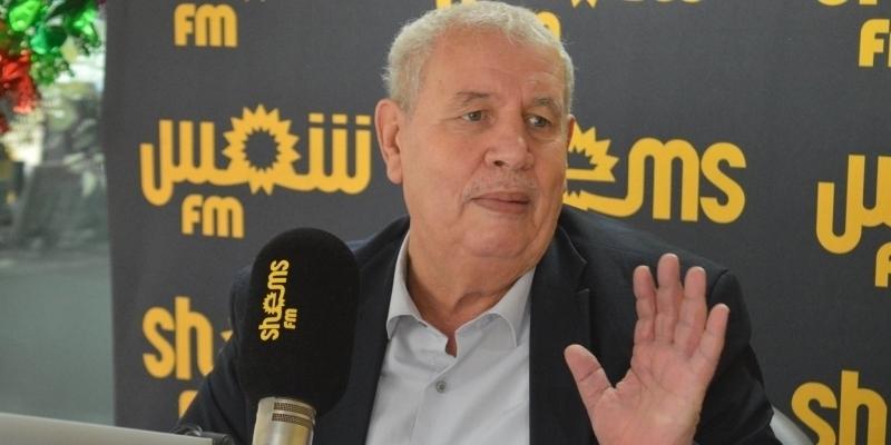 مصطفى بن أحمد: حركة تحيا تونس مع توسيع المشاورات الحكومية