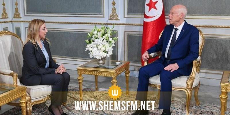 رئيس الجمهورية يدعو لفتح تحقيق في حادثة مشاركة لاعب تنس صهيوني في دورة بتونس