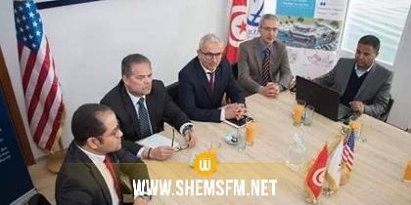 امضاء اتفاقية بين فضاء الانشطة الاقتصادية بجرجيس و'تونيزيا جوبز'