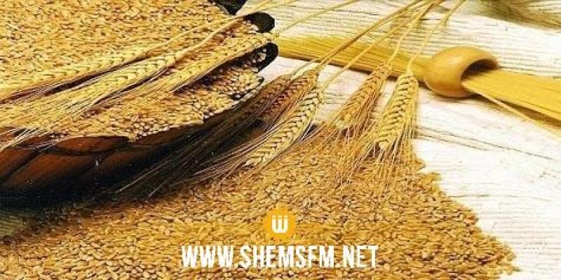 تقلص أسعار توريد الحبوب ياستثناء أسعار القمح الصلب