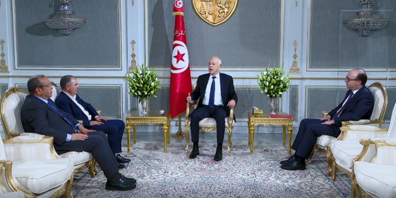 قيس سعيّد: 'لن نترُك تونس تتقاذفها المواقف أوالمصالح المعلنة أو المخفيّة'