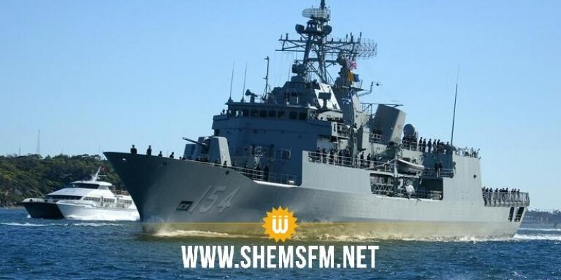 ضبط شحنة مخدرات في بحر العرب بقيمة 3.4 مليون دولار أمريكي