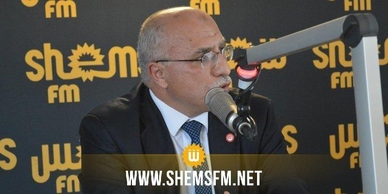 عبد الكريم الهاروني: نلتزم بقرار رئيس الجمهورية ونحترمه بخصوص سحب الثقة من حكومة الشاهد