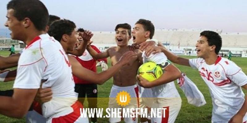 منتخب الأواسط  يفوز في الجولة  الأولى من كأس العرب