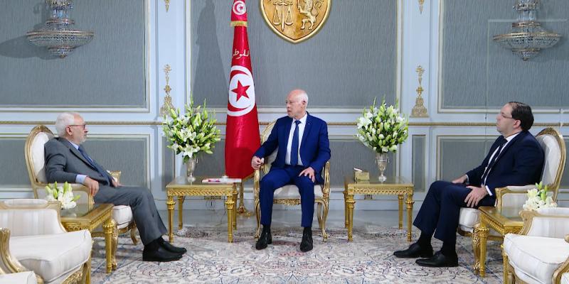 في لقائه بالشاهد والغنوشي: سعيّد يؤكد أن تونس تمر بأزمة ربما لم تعرفها منذ الاستقلال