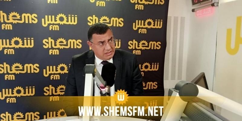 عياض اللومي: قلب تونس لن يقبل أن يكون ممثلا بوزارتين فقط في حكومة الفخفاخ