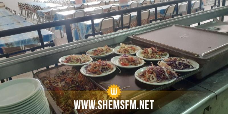 باجة: الطلبة يقاطعون أكلة المطعم الجامعي ويطالبون بتحسينها