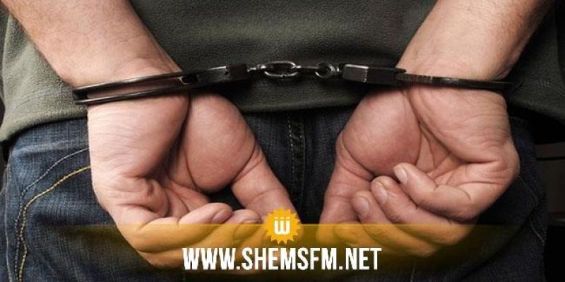القيروان: القبض على أحد المعتدين على دورية ديوانية في سليانة