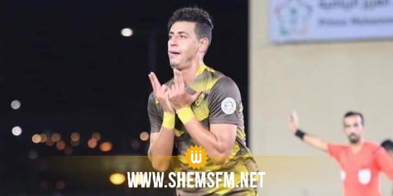 شهاب الزغلامي يواصل تألقه في البطولة السعودية