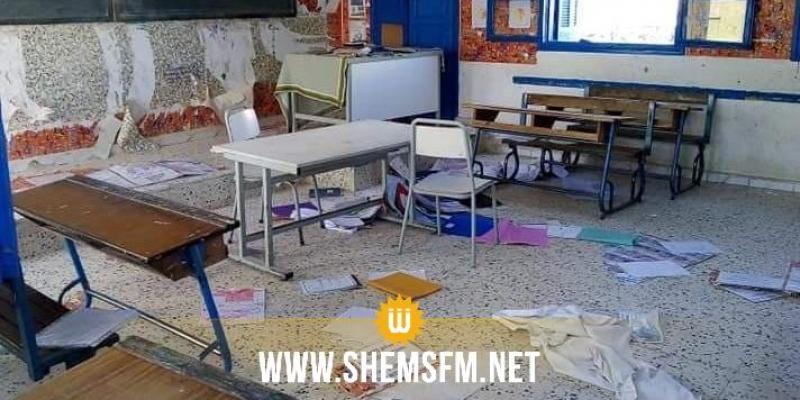 الشبيكة: توقف الدروس بمدرسة حي صابرين لليوم الثالث على التوالي