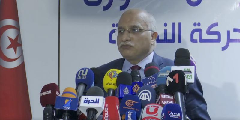 الهاروني: مشاركة قلب تونس في حكومة الفخفاخ ليس شرطًا بالنسبة للنهضـة