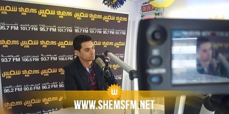 عماد أولاد جبريل: 'حكومة الفخفاخ ضمّت أسماءً مقربة من عائلة رئيس الجمهورية'