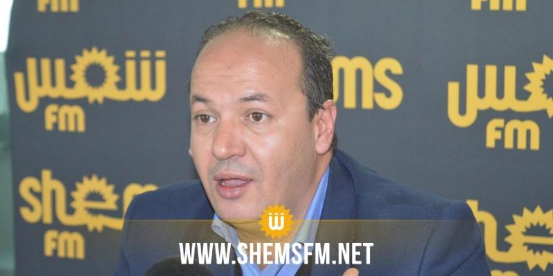 حاتم المليكي: 'جوهر بن مبارك لم يقترح عليّ أي منصب وزاري في حكومة الفخفاخ'