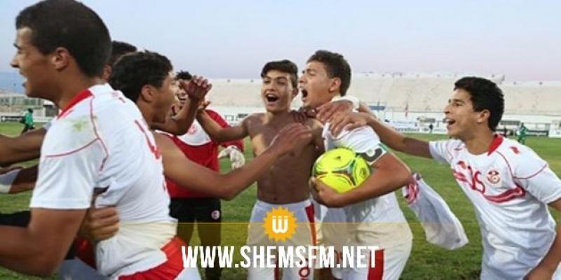 الجولة الثانية من كأس العرب للاواسط : موريتانيا- تونس