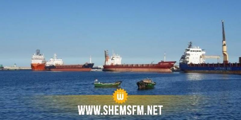 ميناء سوسة التجاري: القيام بإجراءات بتة لبيع سفينتين أجنبيتين خاضعتين لعقلة