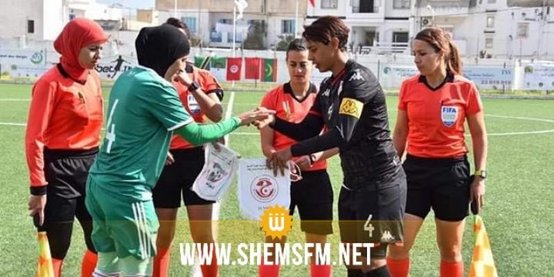 المغرب يتوج بلقب كأس إتحاد شمال إفريقيا للسيدات