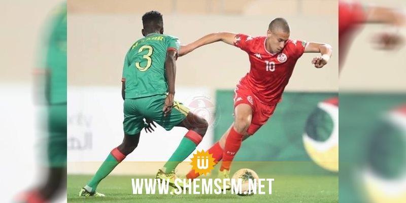 كأس العرب للأواسط: تونس تفوز على موريتانيا وتتأهل إلى الدور ربع النهائي