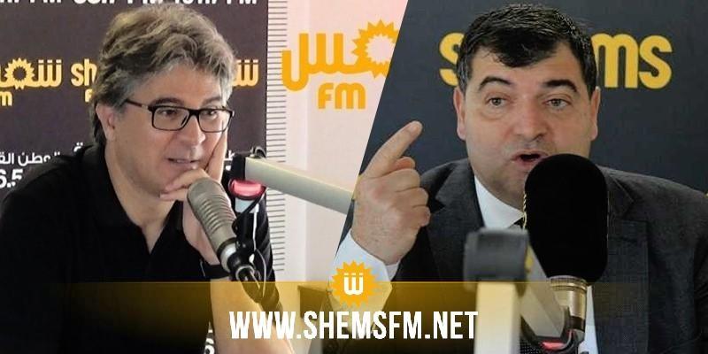 روني الطرابلسي ينصح محمد علي التومي بالتحلي بالشجاعة وروح المسؤولية